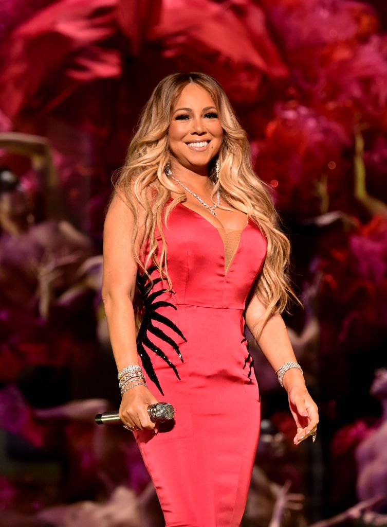 Mariah Carey en octobre 2018 à Los Angeles. Photo : Getty Images
