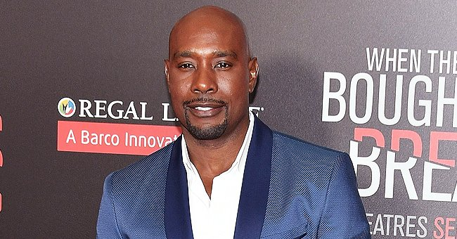 Morris Chestnut's Model Daughter Paige Flaunts Her Glowing Skin in Colored Top in Photos
