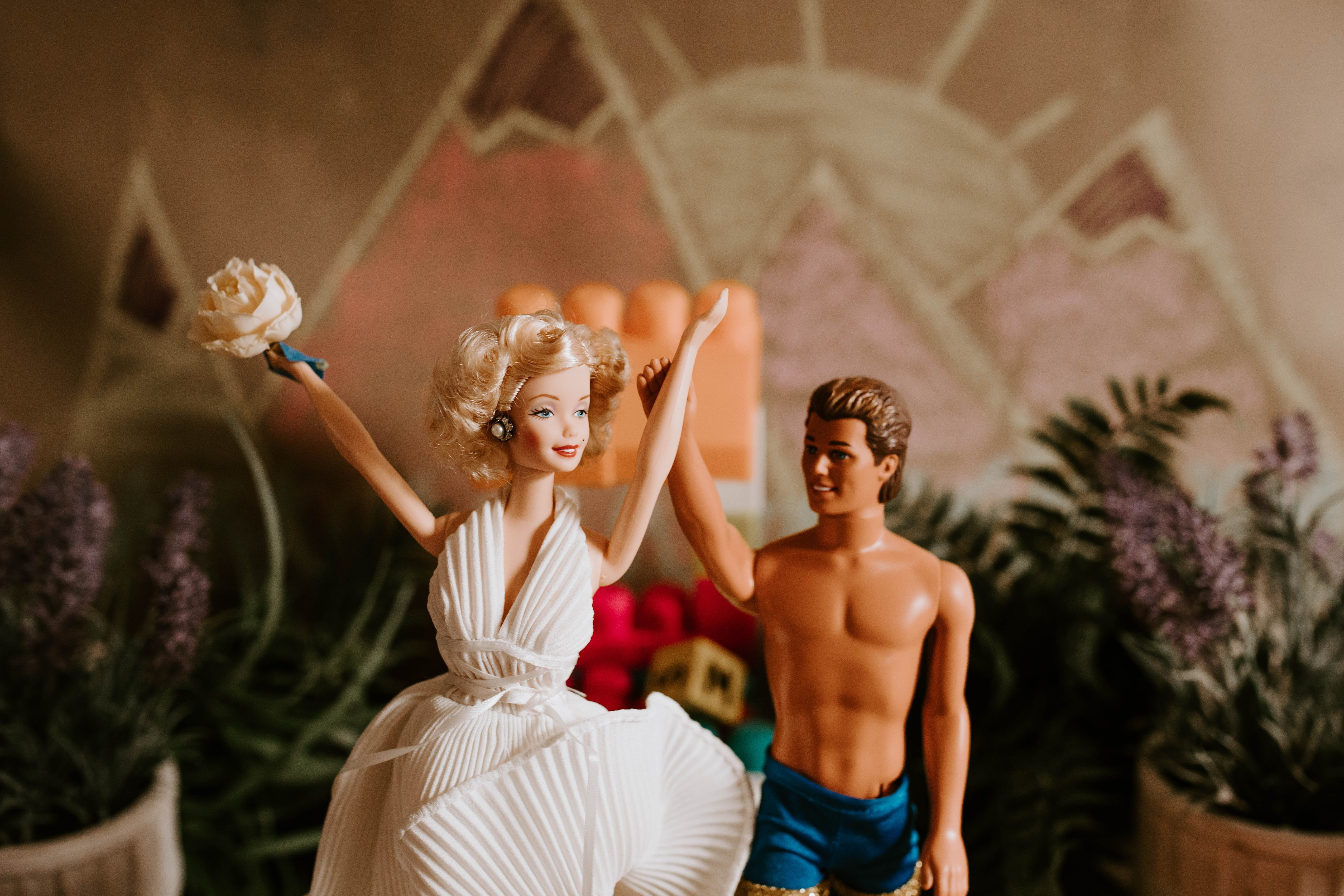 The divorced Barbie was the most expensive.   Photo: Pexels/Tara Winstead