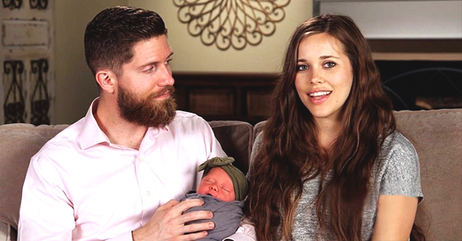 Jessa Duggar Fans Rally Support after She Was Mom-Shamed Online for Ivy Jane's Pacifier Usage
