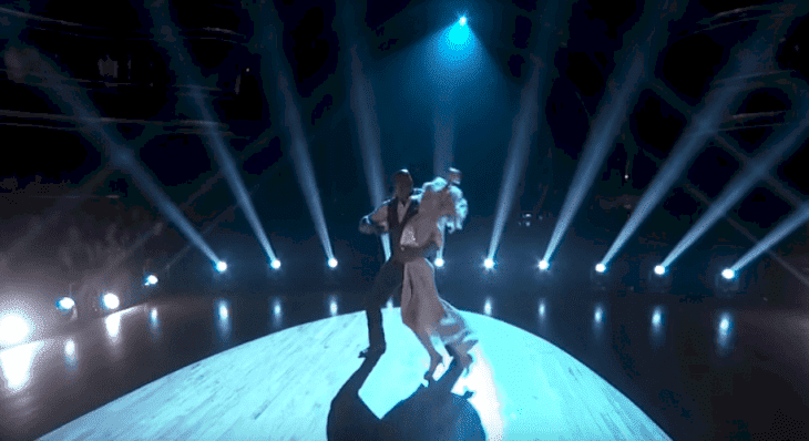Youtube/Dancing With The Stars