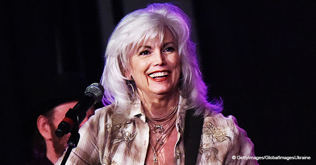 Legendary Country Singer Emmylou Harris Looks Stunning as She Turns 72