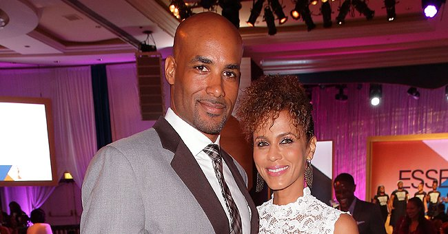 Boris Kodjoe and Nicole Ari Parker Give Fans a Glimpse of Their Recent Date Night — See It Here