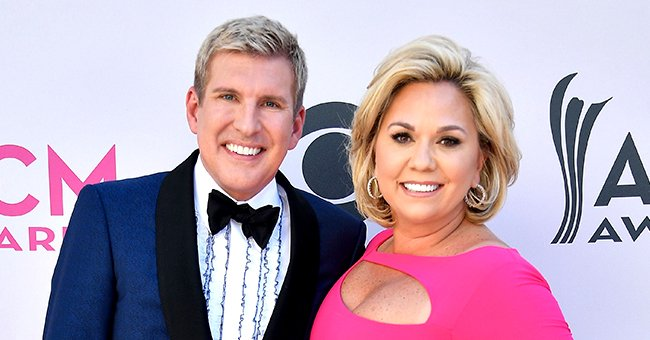 How Todd & Julie Chrisley Wished Happy 8th Birthday to Their Granddaughter Chloe