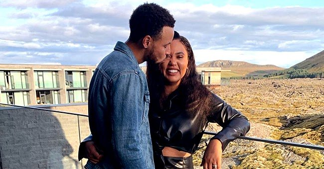 Steph Curry Pens Sweet Letter to Wife Ayesha in Honor of Her 31st Birthday