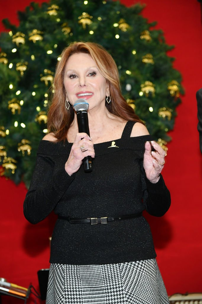 Marlo Thomas attends the Brooks Brothers And St Jude Children's Research Hospital Annual Holiday Celebration | Getty Images