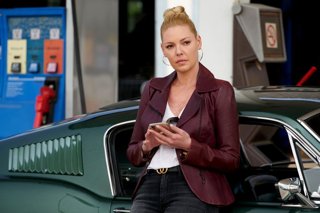 """""""Suits"""" -- """"Scenic Route"""" Episode 907 -- Pictured: Katherine Heigl as Samantha Wheeler 