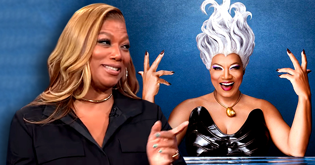 Queen Latifah Reveals Her Ursula Evil Cackle for 'The Little Mermaid Live!' in a New Video