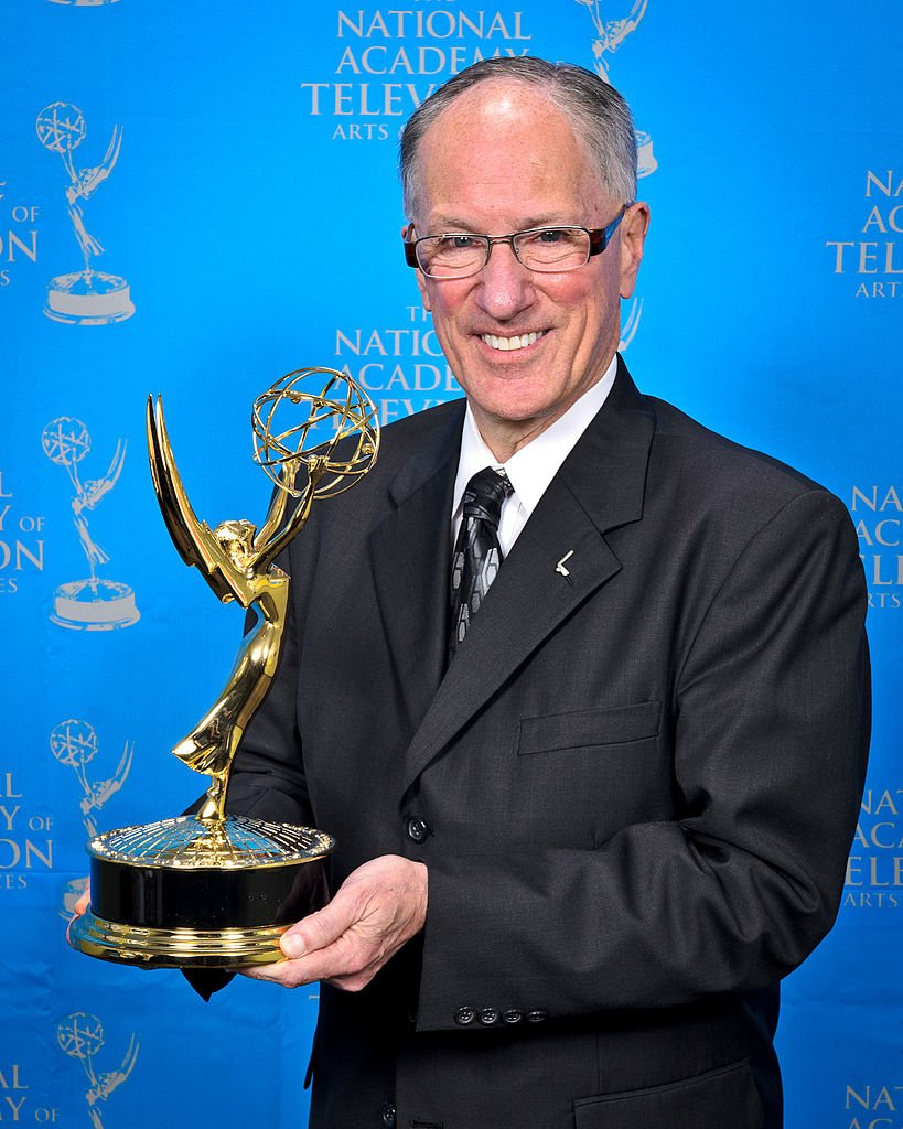 Mike Emrick at the 32nd annual Sport Emmy Awards at Frederick P. Rose Hall, Jazz at Lincoln Center on May 2, 2011 | Photo: Getty Images