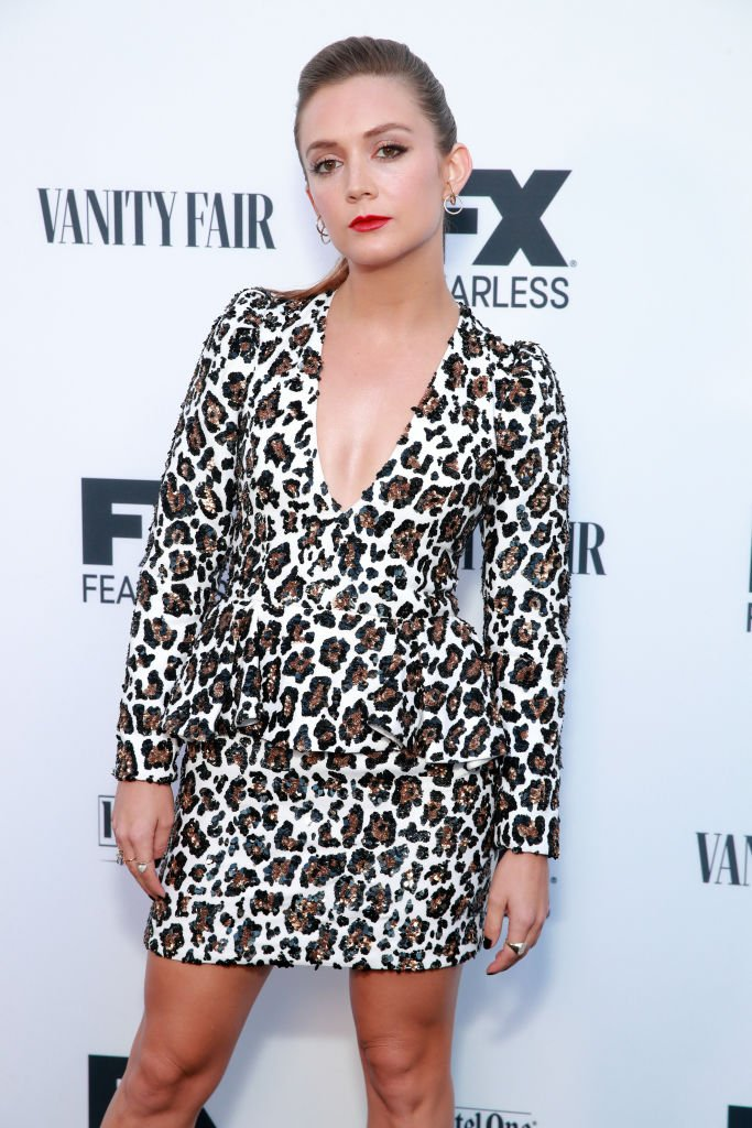 Billie Lourd attends Primetime Emmy Nominations Party in Century City, California on September 21, 2019 | Photo: Getty Images