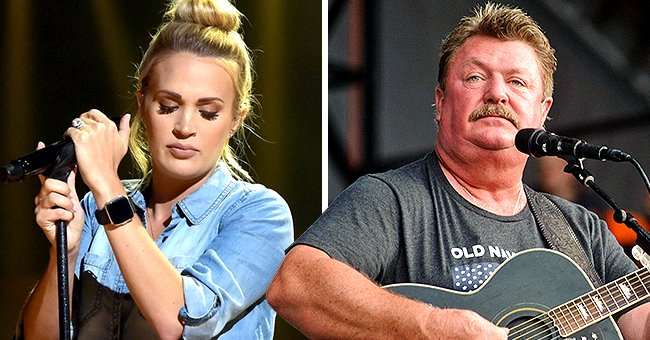 Carrie Underwood Lost for Words Following the Death of Country Singer Joe Diffie