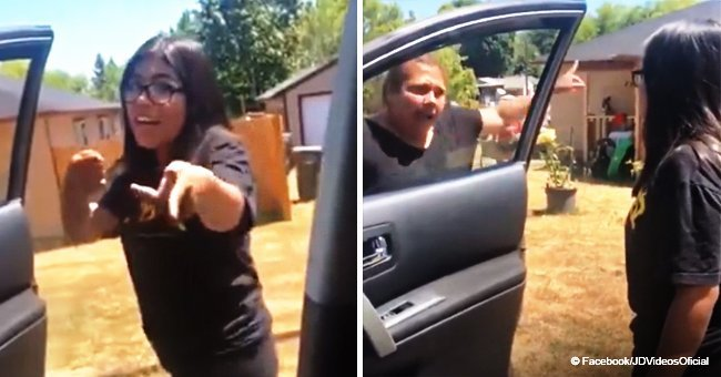 Teen who was trying to follow dangerous dance challenge gets life lesson from mother