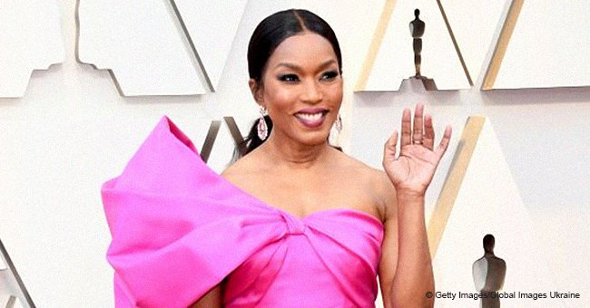 Angela Bassett, 60, Defies Her Age in Light Pink Gown on Oscars Red Carpet with Husband of 21 Years