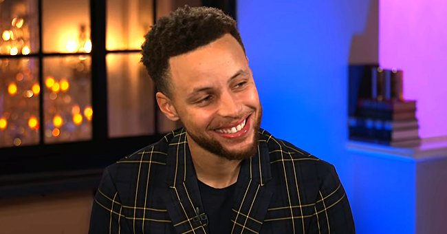 Stephen Curry's Daughters Riley & Ryan Pose in Matching Outfits —  See the Uncanny Resemblance