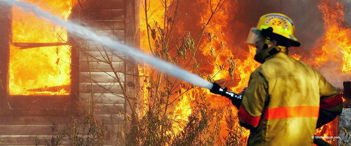 Var : un incendie géant détruisant complètement un bâtiment de 4 étages en quelques heures, où vivaient 70 personnes