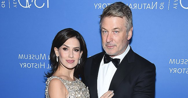Pregnant Hilaria Baldwin Shares Photo of Huge Baby Bump Ahead of 5th Child