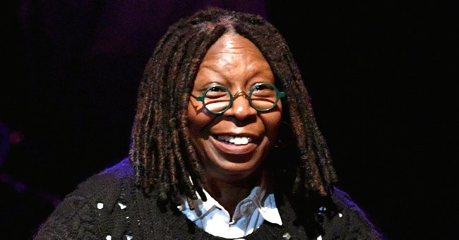 Whoopi Goldberg's Great-Granddaughter Flaunts Her Braids & Beautiful Smile in a Military Outfit
