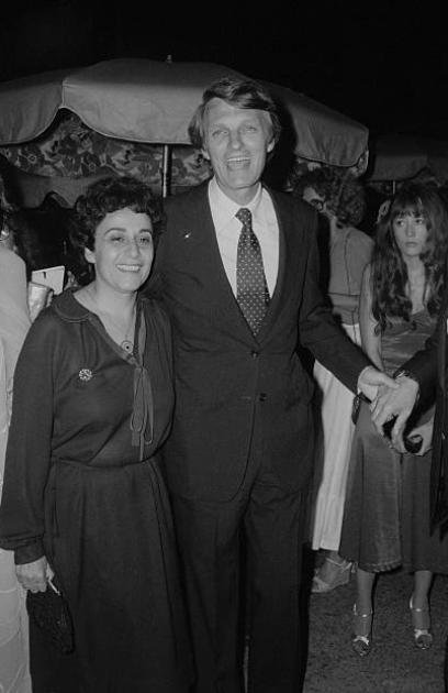 1970: Alan and Arlene Alda. Image Credit: Getty Images