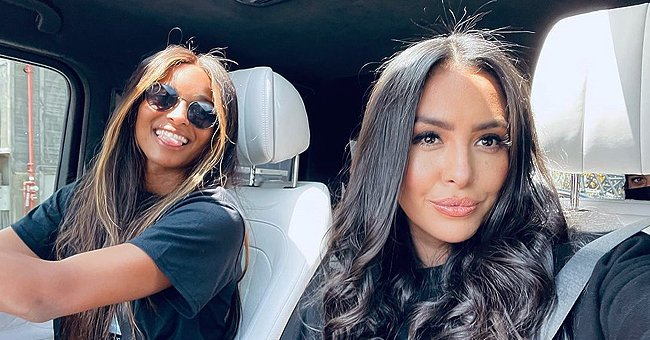 Ciara & Vanessa Bryant Spend Time with Their Kids at Six Flags Magic Mountain — See Cool Photos