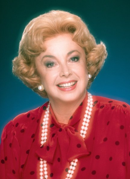 Audrey Meadows poses for a portrait in 1979 in Los Angeles, California.   Photo: Getty Images