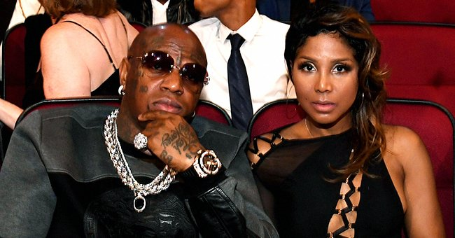 Toni Braxton Couples up with Fiance Birdman during Quarantine in a Rare Photo