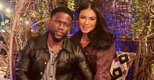 Kevin Hart Gifts Stunning Rose Bouquets to His Pretty Wife Eniko on Valentine's Day