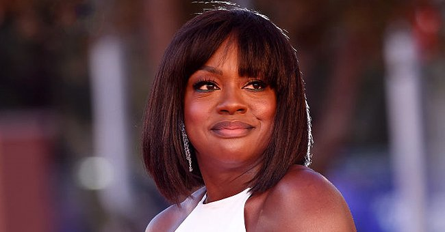 Viola Davis Is on Cloud Nine Posing in a Sweet Valentine's Day Photo with Her Daughter & Husband