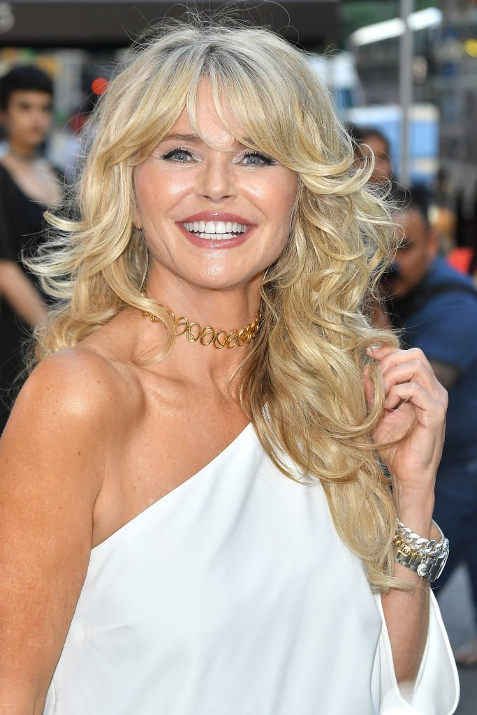 Model Christie Brinkley attends Bella New York magazine's beauty cover launch at La Pulperia Restaurant | Photo: Getty Images