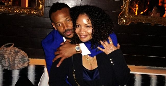 Meet Marlon Wayans' Ride or Die Ex-wife Angelica Zachary Who Is Mother of His 2 Kids