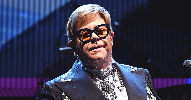 Elton John Is Reportedly Back to the Stage after Postponing Concert Due to Illness