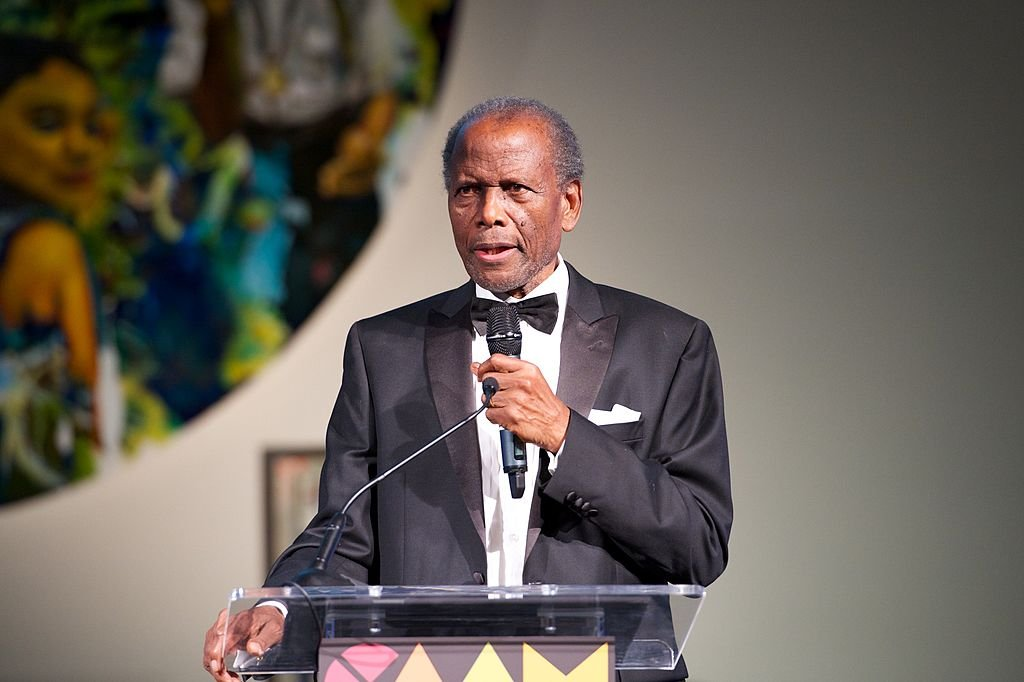 Actor Sidney Poitier is honored at 'An Artful Evening At CAAM' at California African American Museum on October 6, 2012. | Photo: Getty Images