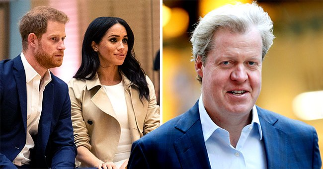 Princess Diana's Brother Charles Spencer Expresses Support for Harry & Meghan after Miscarriage