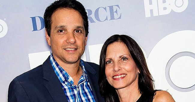 Ralph Macchio and wife, Phyllis Fierro at SVA Theater on October 4, 2016 | Photo: Getty Images