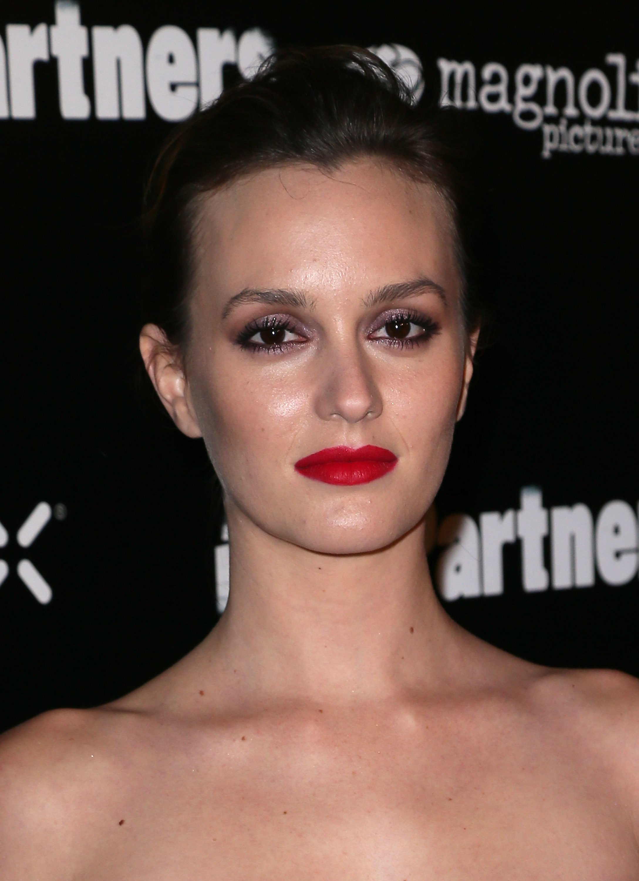 """Leighton Meester at the premiere of """"Life Partners"""" at ArcLight Hollywood on November 18, 2014 in Hollywood, California 