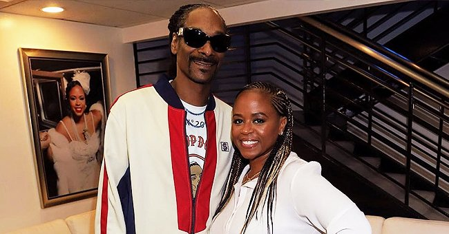 Snoop Dogg's Wife Shante Glows with Joy in Photos with Grandson Zion Who Just Turned 5