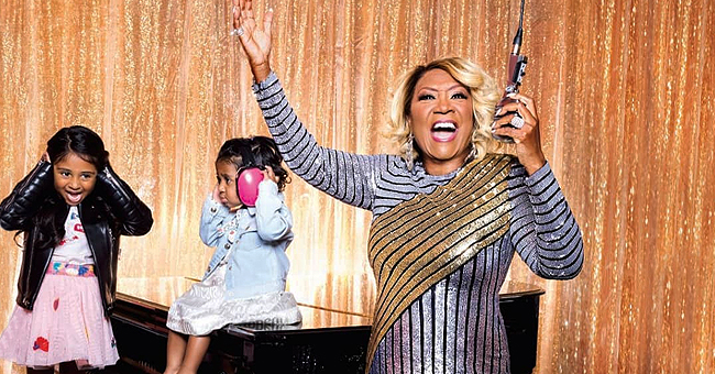 Patti Labelle Says Her Granddaughters Love to Hear Her Sing 'Lady Marmalade'
