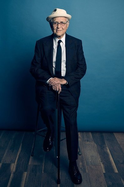 Norman Lear poses for a portrait at the 2019 British Academy Britannia Awards at The Beverly Hilton Hotel | Photo: Getty Images
