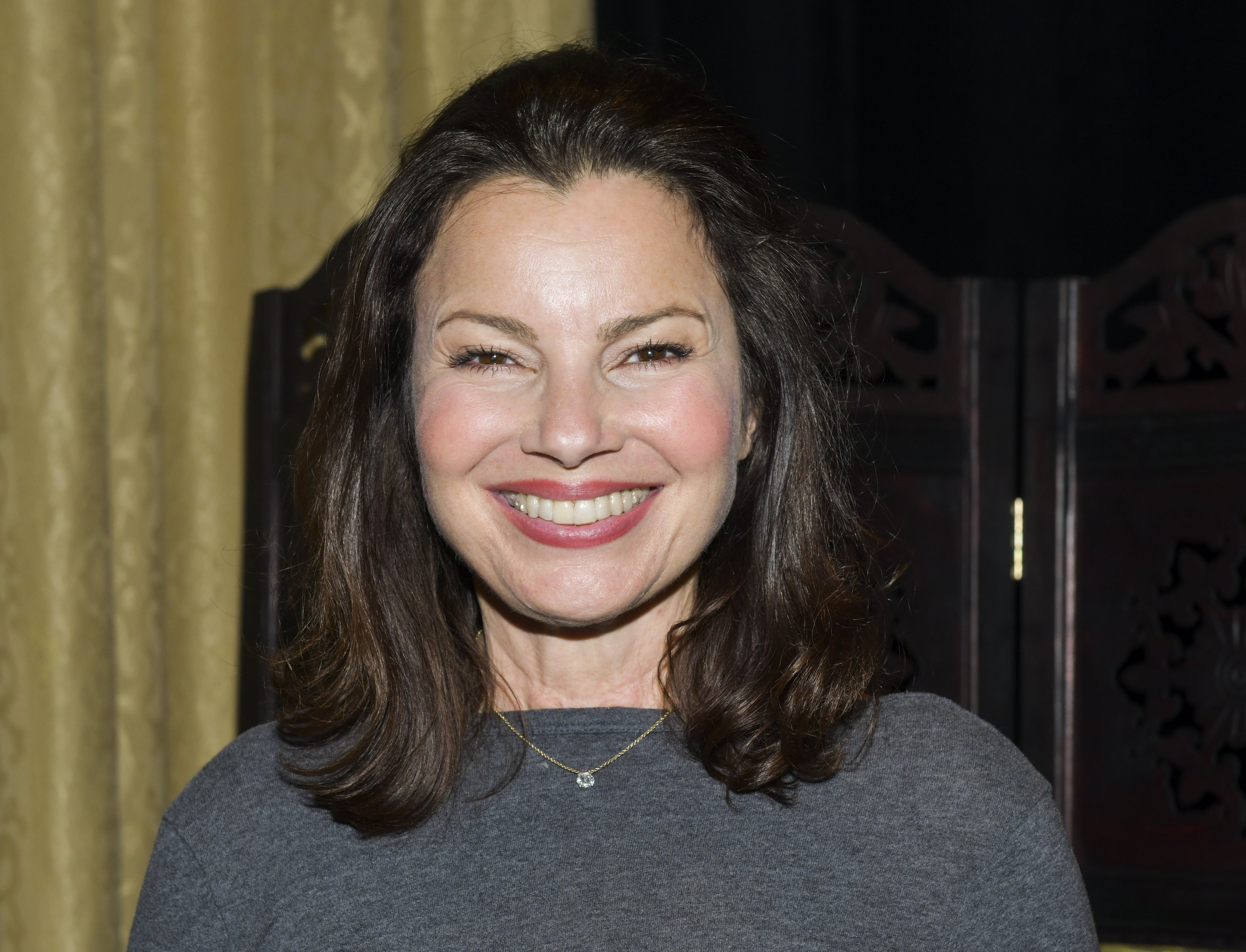 """Fran Drescher at the Premiere of Renee Taylor's """"My Life On A Diet"""" on April 05, 2019 