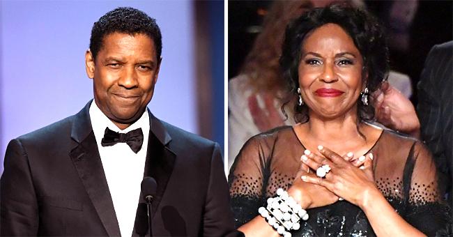 Denzel Washington honored with AFI Life achievement award, dedicates it to wife