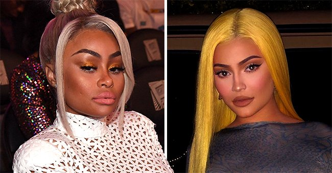 Blac Chyna Reportedly Slams Kylie Jenner for Taking Daughter Dream on Kobe Bryant's Helicopter