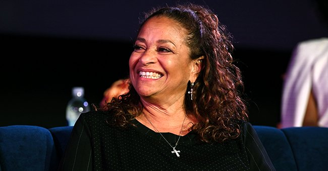 'Grey's Anatomy' Star Debbie Allen Stuns While Showing off Huge Bouquets on Her 71st Birthday