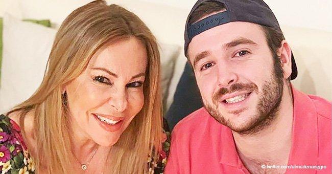 """Ana Obregón da noticias sobre el cáncer de Álex: """"La pesadilla de mi hijo ha terminado"""""""
