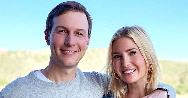 Ivanka Trump Shares a Romantic Sunset Pic Taken with Husband Jared Kushner