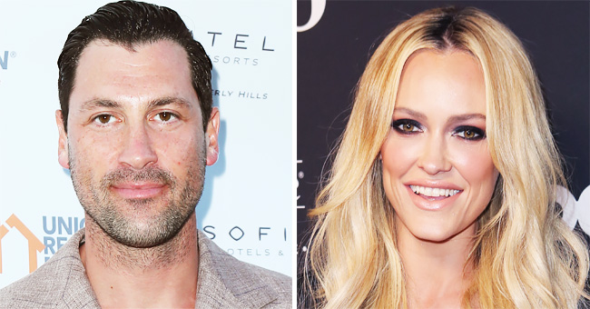 Peta Murgatroyd Reportedly Opens up about Her and Maksim Chmerkovskiy Returning to DWTS