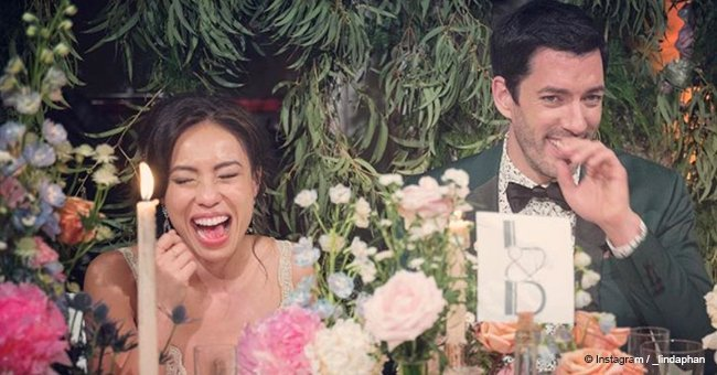 'Property Brothers' Drew Scott's wedding photos have just surfaced