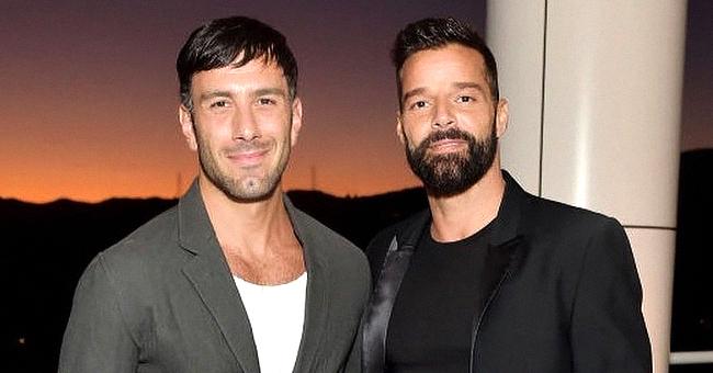 Ricky Martin se convierte en papá por cuarta vez y presenta a su hijo con adorable foto