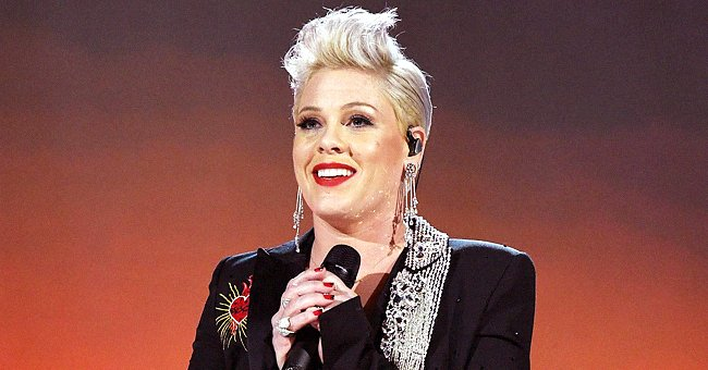 Pink Announces Break from Music to Spend More Time with Her Family and Let Husband Carey Hart Focus on His Career