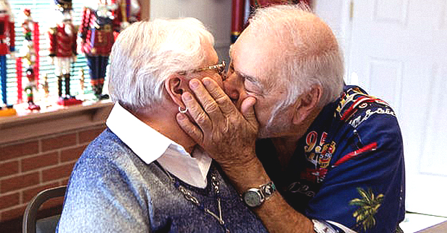 Couple Who Were High School Sweethearts in the '50s Reunite Decades Later to Finally Wed