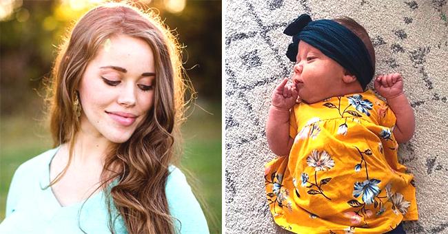 Jessa Duggar's 5-Week-Old Daughter Ivy Jane Melts Hearts on Instagram