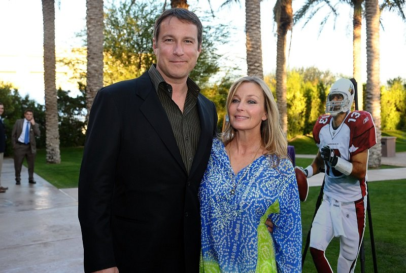 John Corbett and Bo Derek on March 27, 2009 in Phoenix, Arizona | Photo: Getty Images